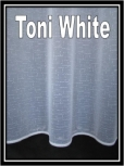 Toni Slub Net Curtains